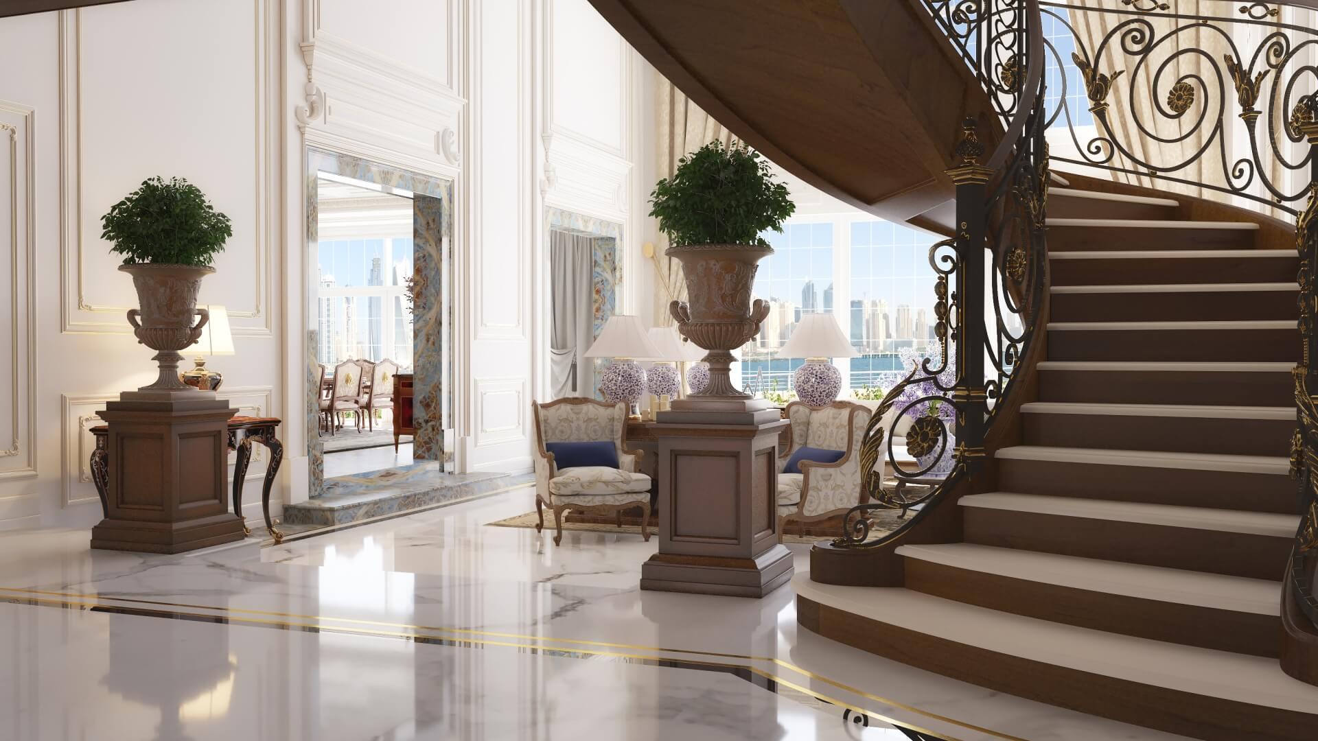 Villa en venta en Dubai, EAU, 7 dormitorios, 1103 m2, № 24257 – foto 4