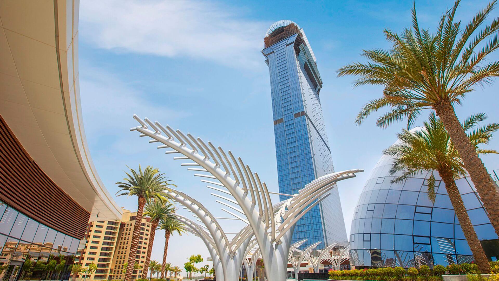 THE PALM TOWER, Palm Jumeirah, Dubai, EAU – foto 5