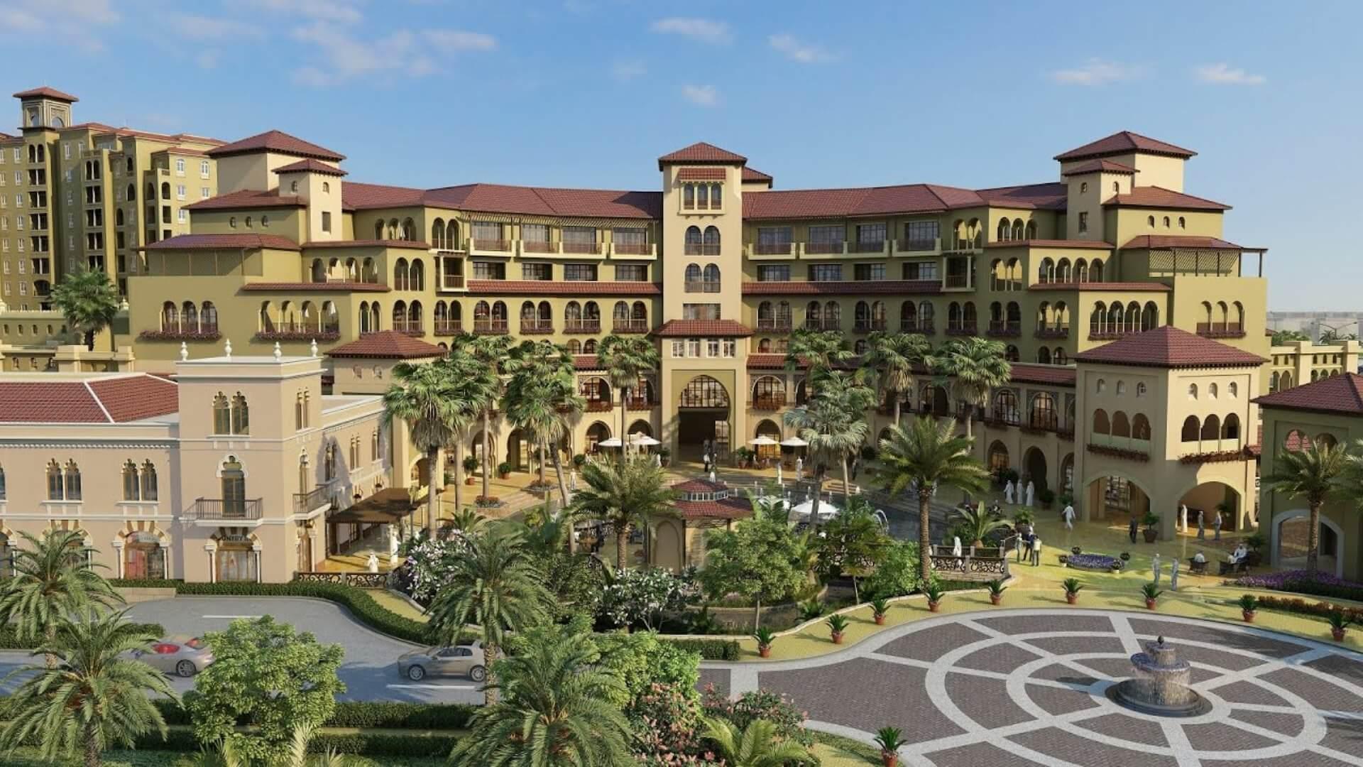 ALANDALUS, Jumeirah Golf Estates, Dubai, EAU – foto 1