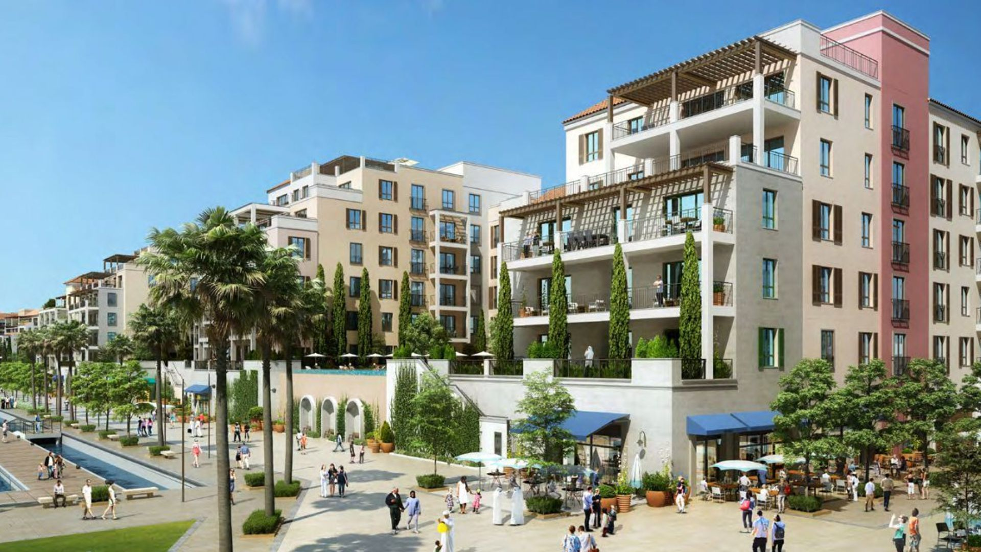 Apartamento en venta en Dubai, EAU, 1 dormitorio, 76 m2, № 24315 – foto 4