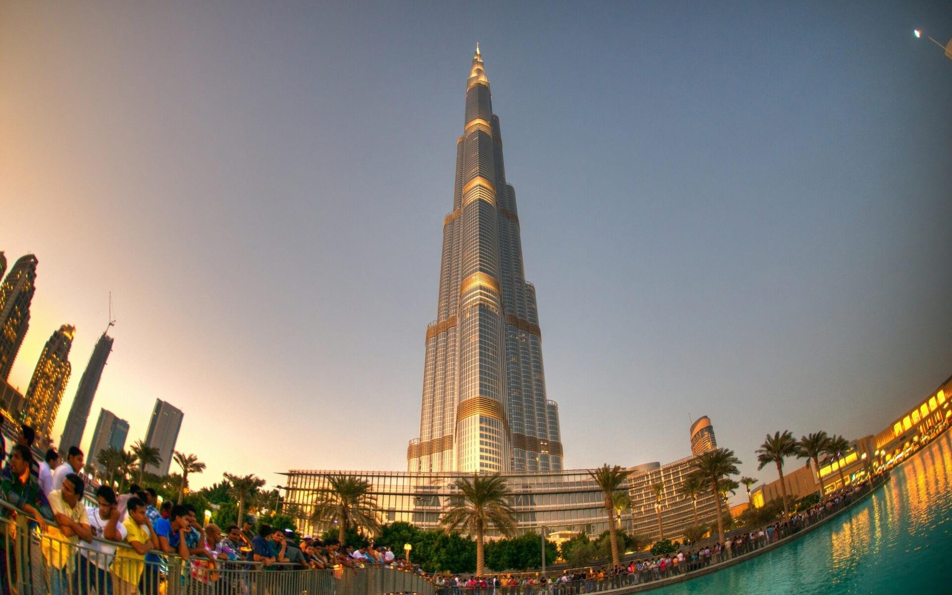 BURJ KHALIFA, Burj Khalifa, Dubai, EAU – foto 4