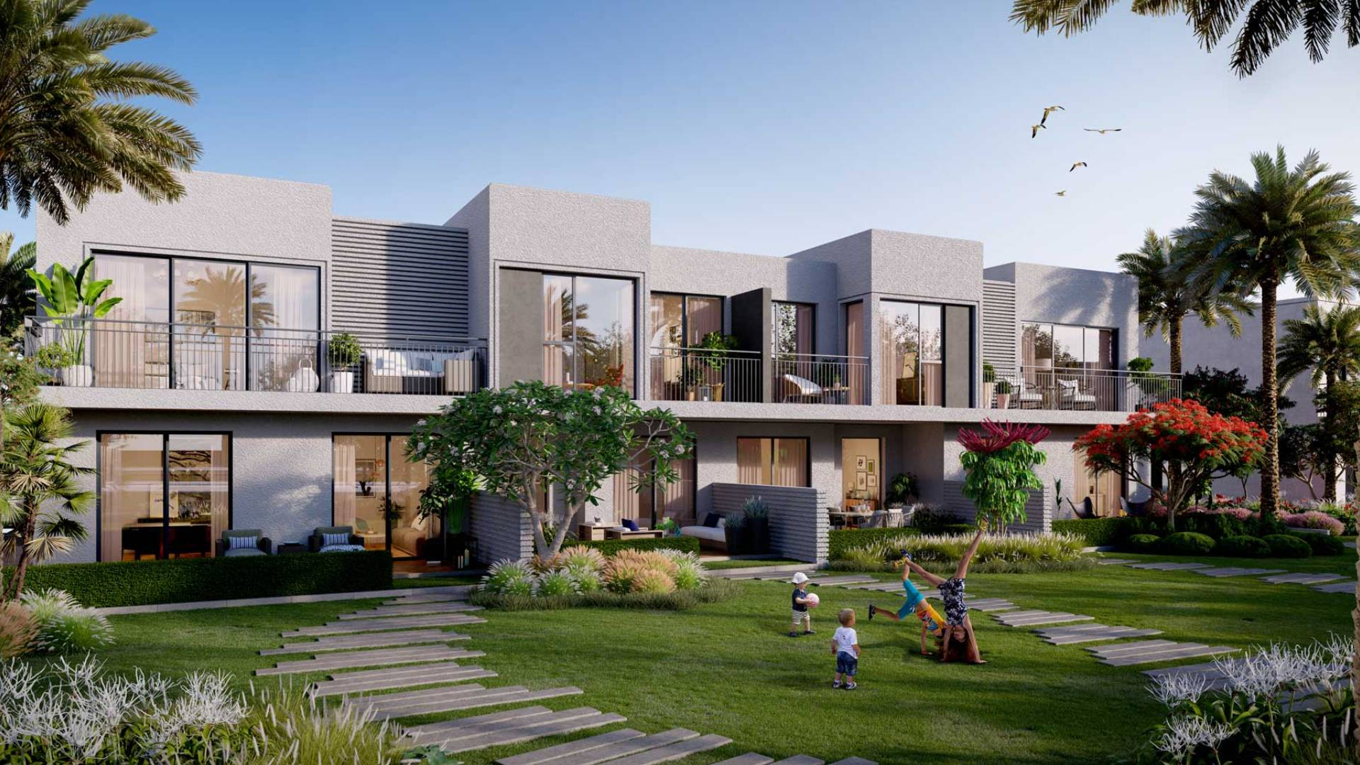 Villa en venta en Dubai, EAU, 4 dormitorios, 228 m2, № 24256 – foto 4