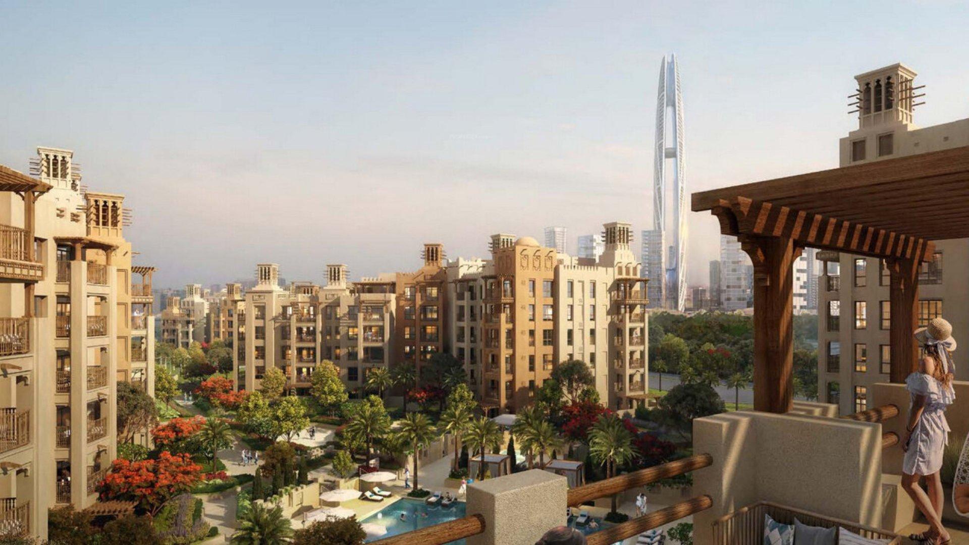 Apartamento en venta en Dubai, EAU, 1 dormitorio, 119 m2, № 24259 – foto 2
