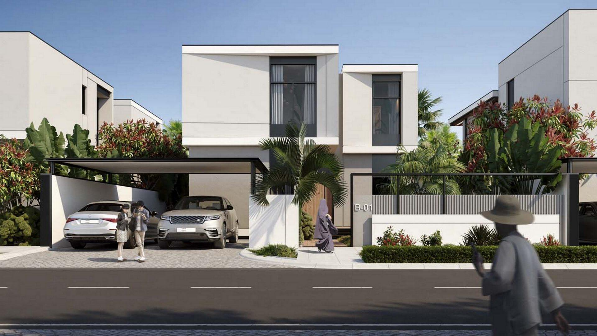 MUROOJ TOWNHOUSES, Al Furjan, Dubai, EAU – foto 8