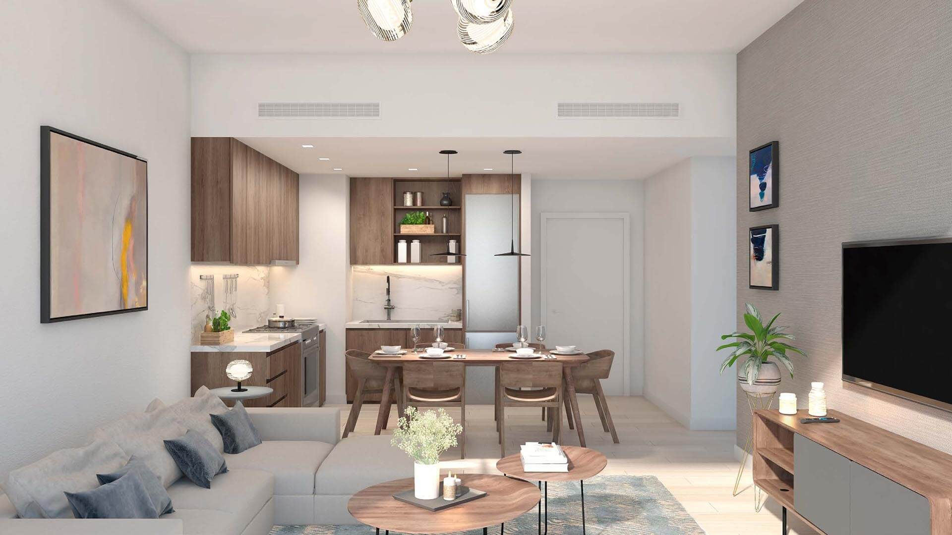Apartamento en venta en Dubai, EAU, 2 dormitorios, 113 m2, № 24275 – foto 1