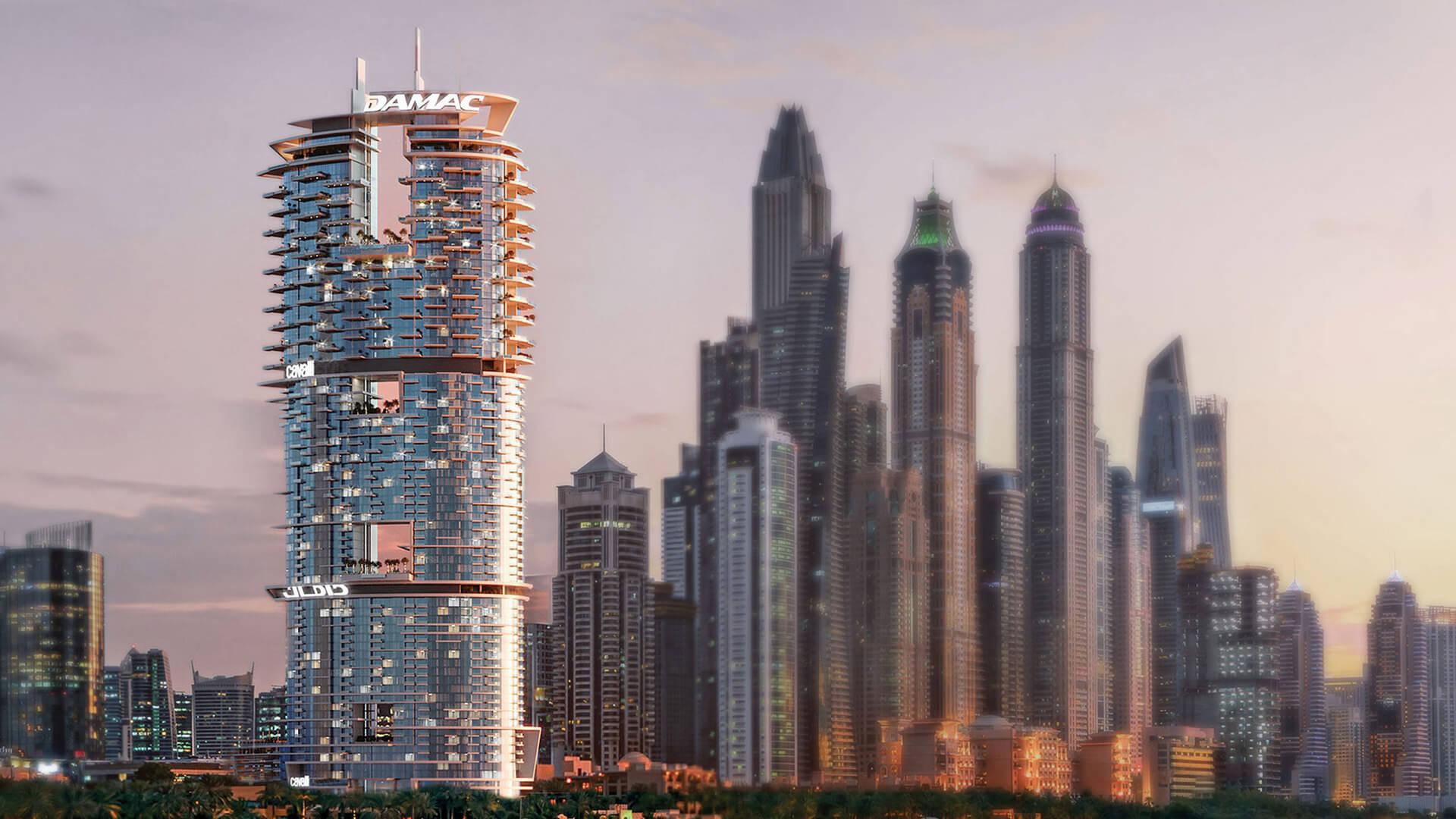 CAVALLI TOWER, Dubai Marina, EAU – foto 8