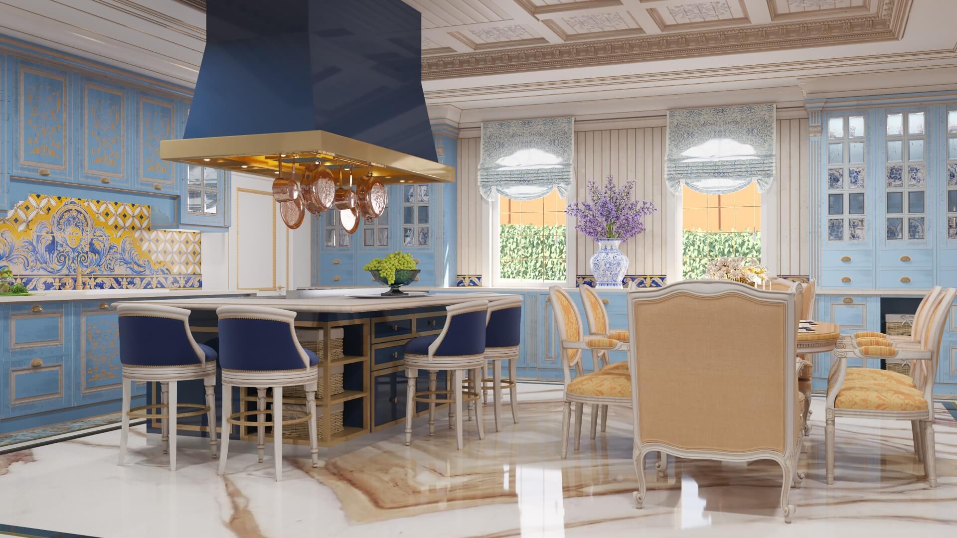 Villa en venta en Dubai, EAU, 7 dormitorios, 1103 m2, № 24257 – foto 5