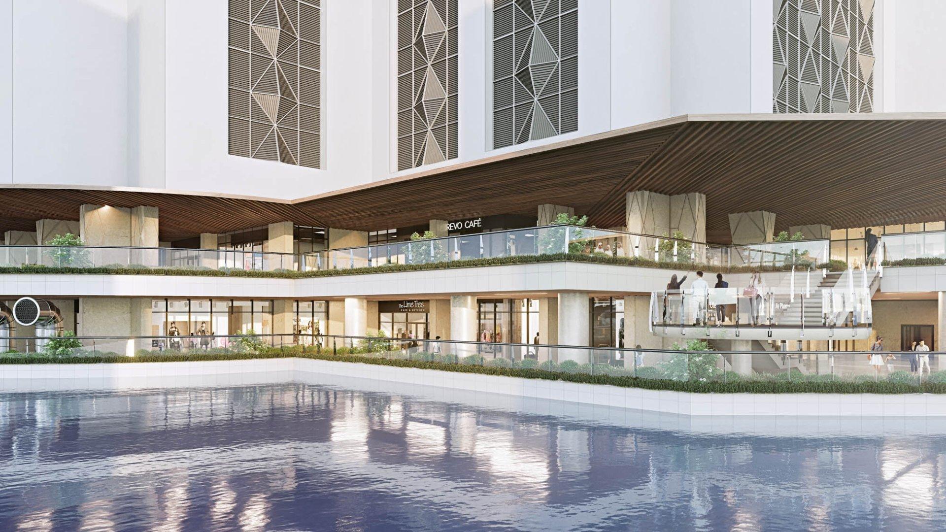GOLF VIEWS SEVEN CITY, Jumeirah Lake Towers, Dubai, EAU – foto 4