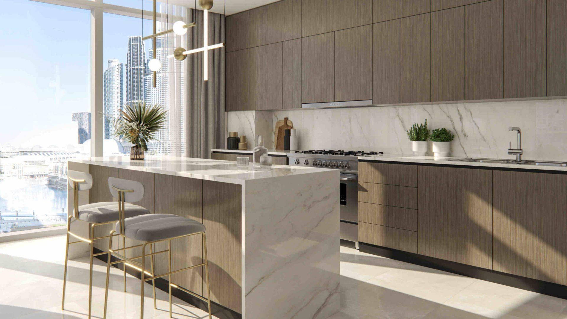 Apartamento en venta en Dubai, EAU, 2 dormitorios, 116 m2, № 24398 – foto 3