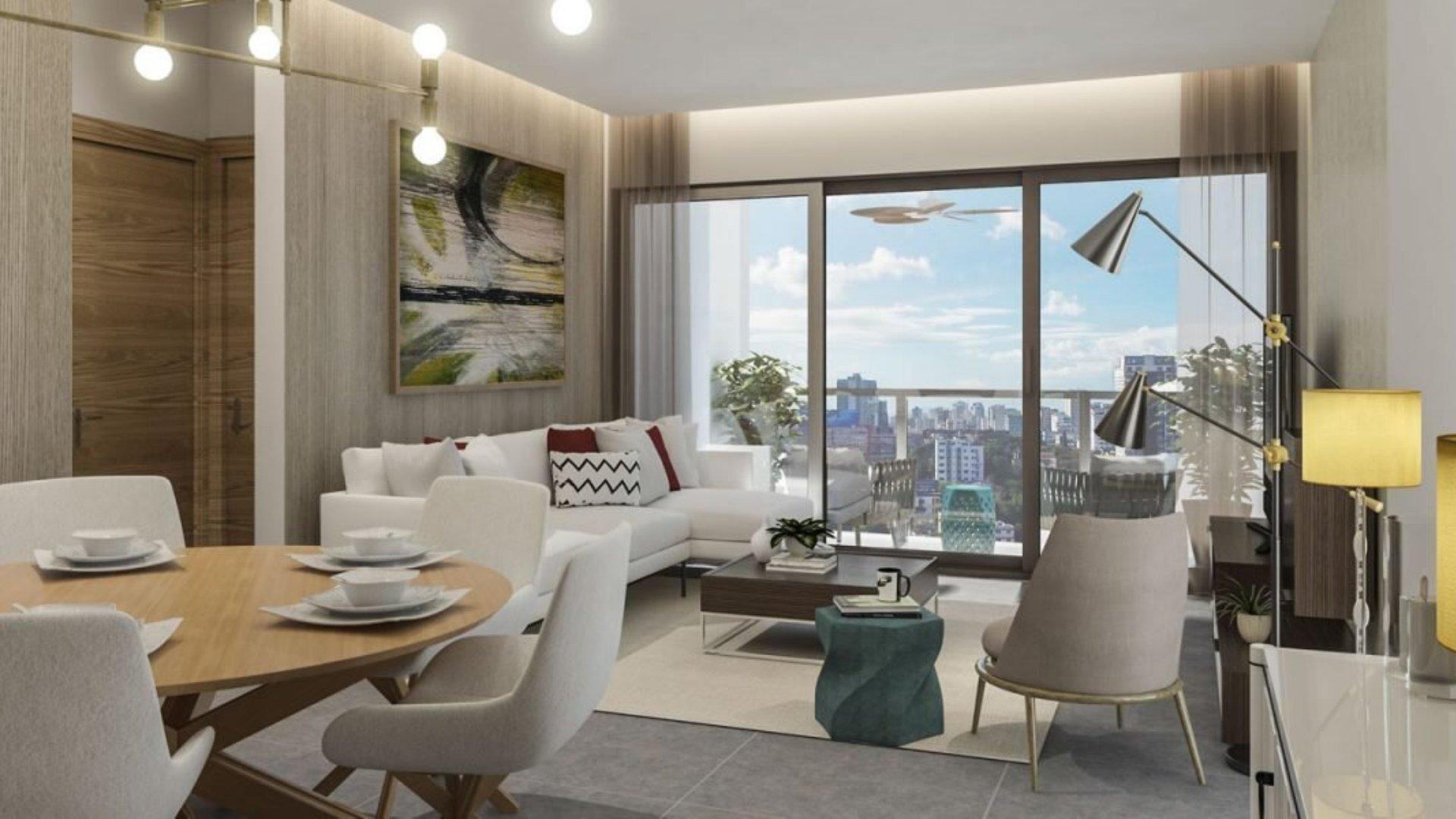 Apartamento en venta en Dubai, EAU, 2 dormitorios, 135 m2, № 24517 – foto 1