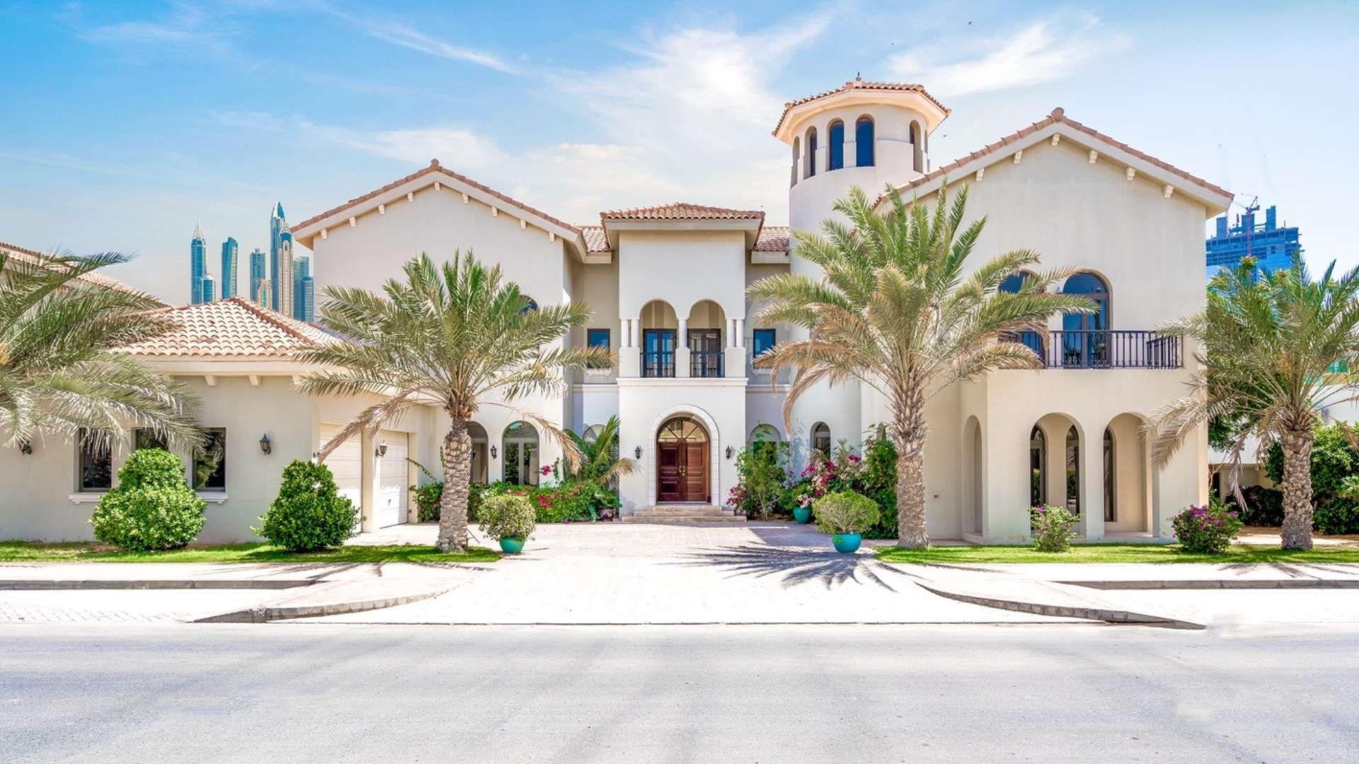 Villa en venta en Dubai, EAU, 5 dormitorios, 650 m2, № 24489 – foto 1