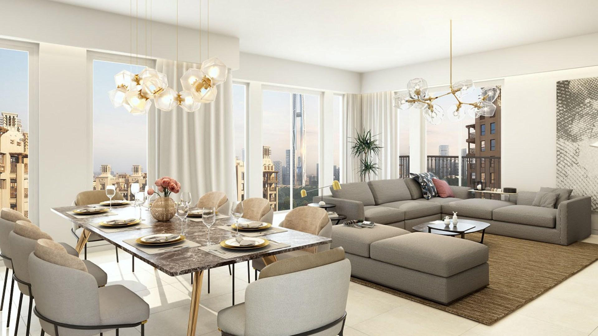 Apartamento en venta en Dubai, EAU, 2 dormitorios, 134 m2, № 24388 – foto 4