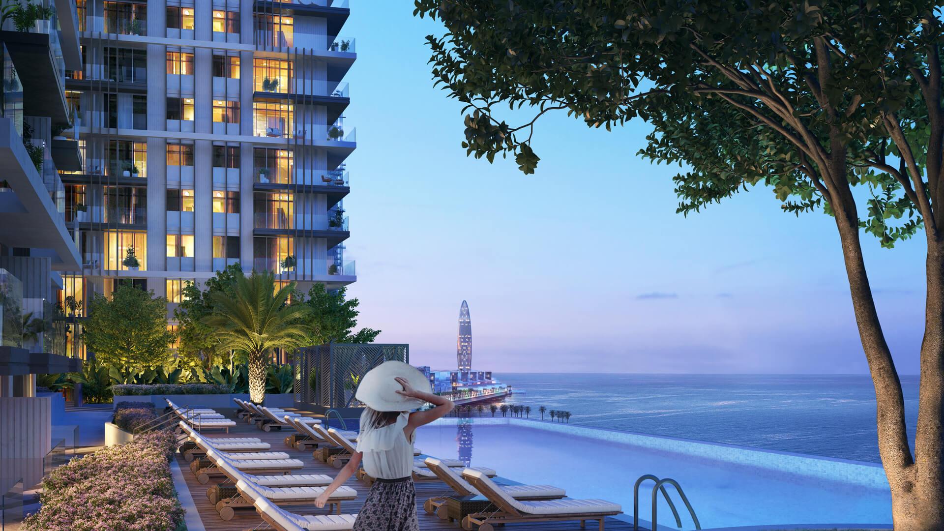 BEACH ISLE, Emaar beachfront, Dubai, EAU – foto 3