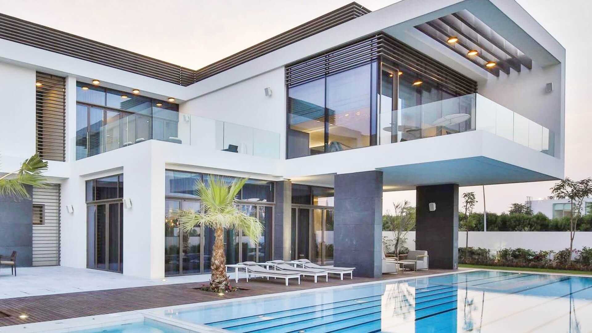 Villa en venta en Dubai, EAU, 5 dormitorios, 818 m2, № 24431 – foto 1
