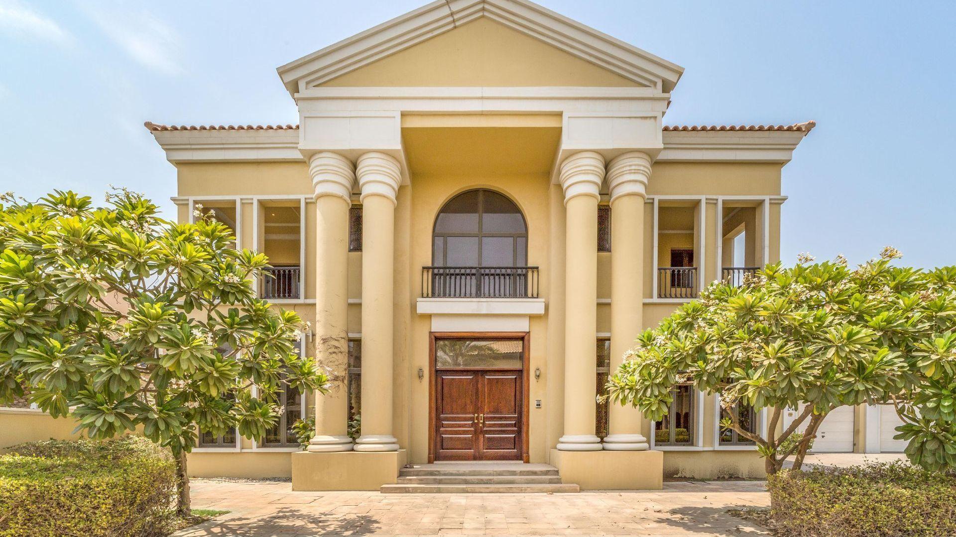 Villa en venta en Dubai, EAU, 5 dormitorios, 650 m2, № 24488 – foto 1