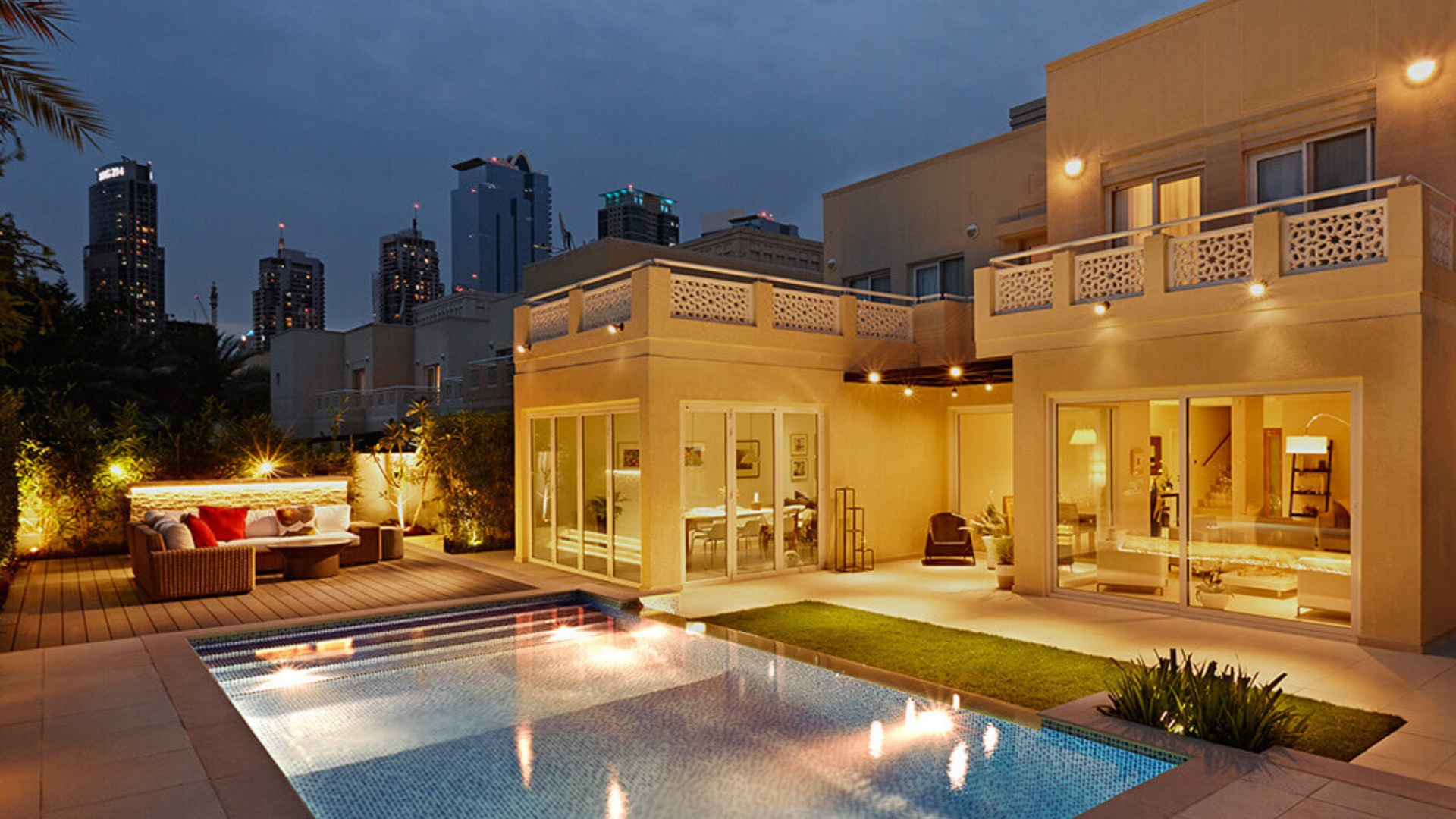 Villa en venta en Dubai, EAU, 3 dormitorios, 311 m2, № 24376 – foto 2