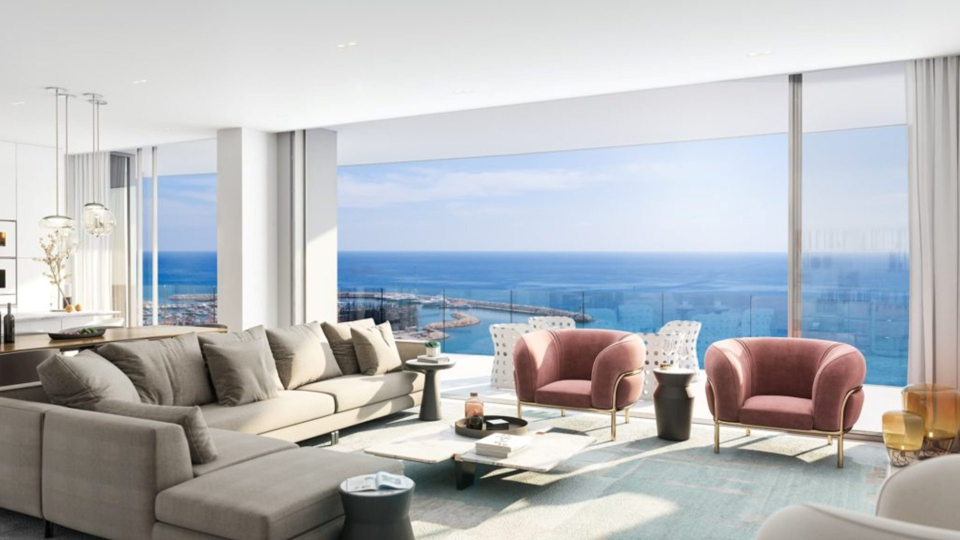Apartamento en venta en Dubai, EAU, 3 dormitorios, 262 m2, № 24528 – foto 1