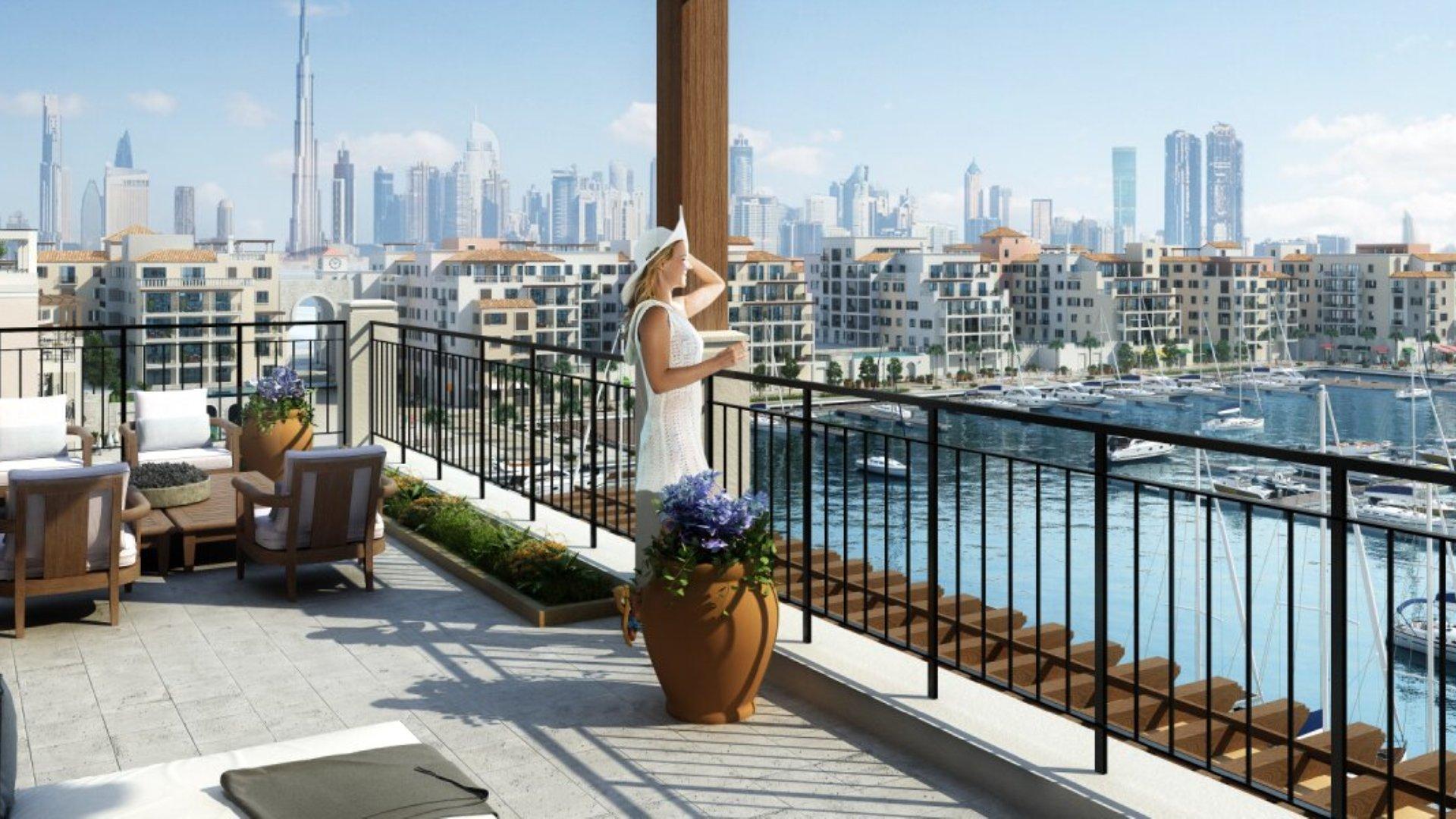 Apartamento en venta en Dubai, EAU, 1 dormitorio, 76 m2, № 24315 – foto 5