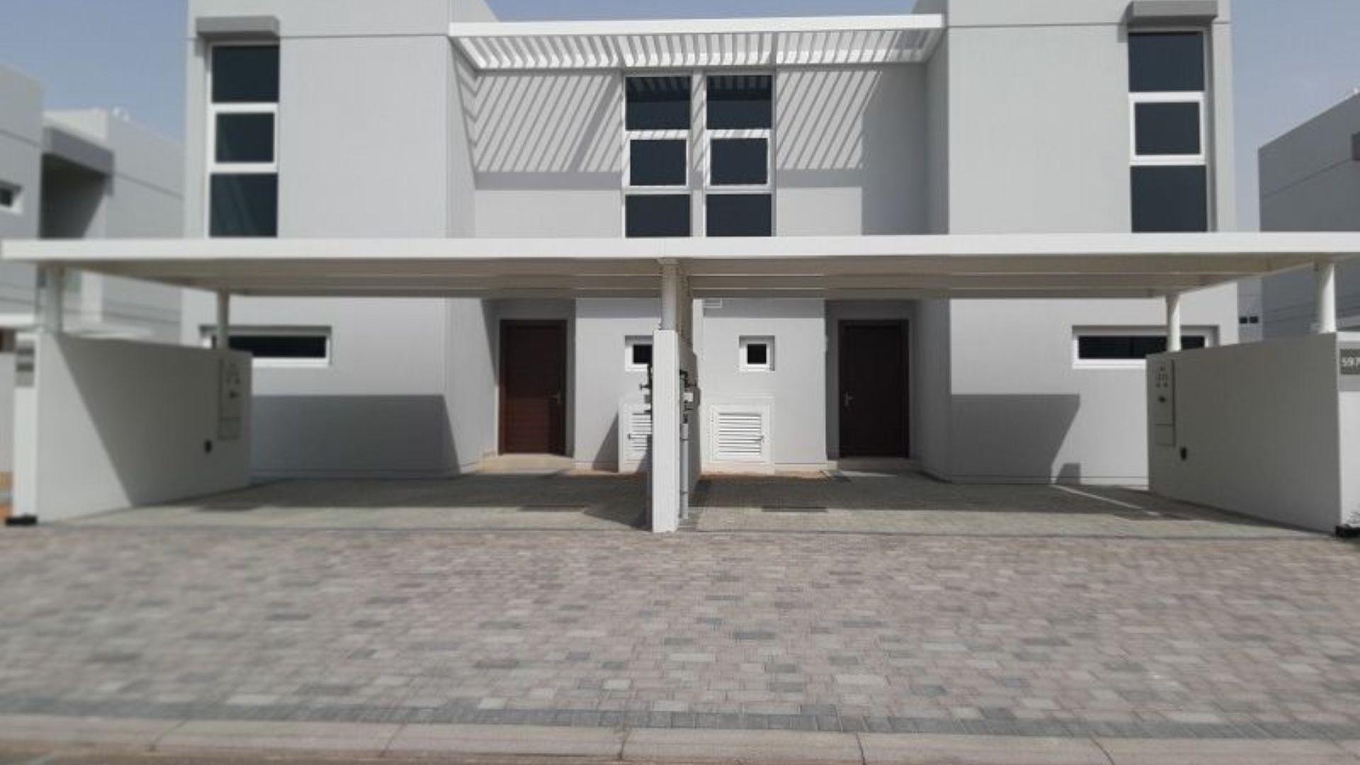 Adosado en venta en Dubai, EAU, 3 dormitorios, 184 m2, № 24438 – foto 1
