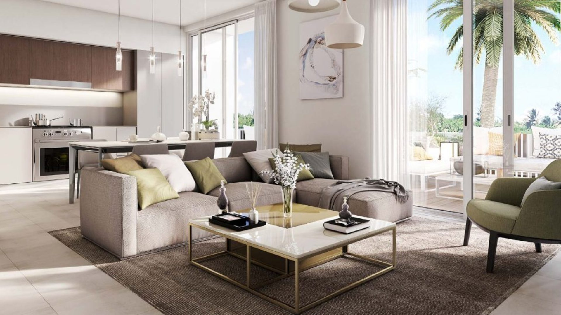 Villa en venta en Dubai, EAU, 3 dormitorios, 176 m2, № 24328 – foto 1