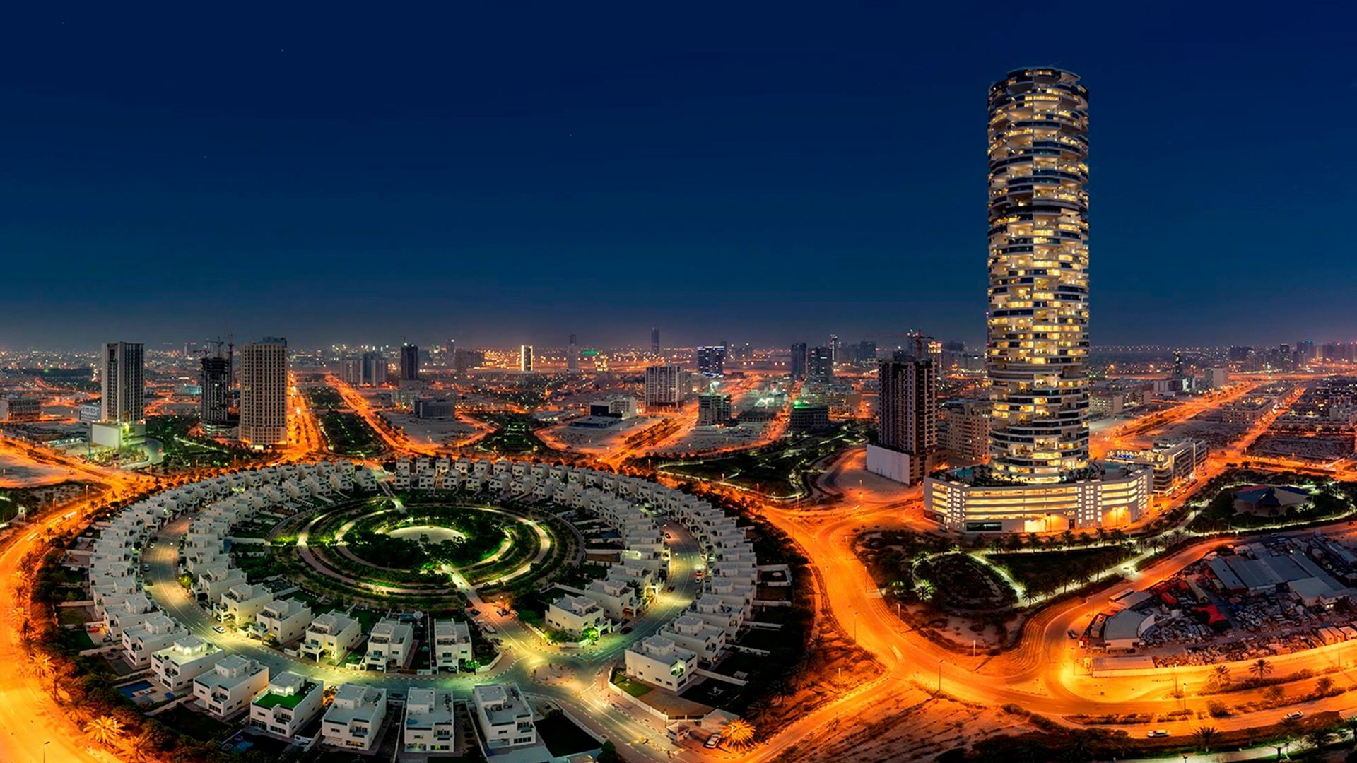 Jumeirah Village Circle (JVC) - 8