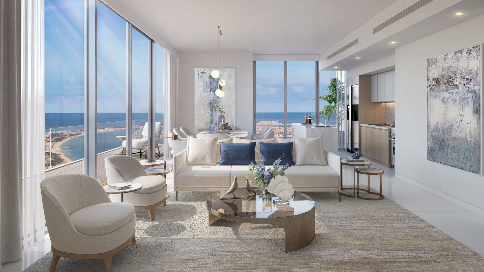 Apartamento en venta en Dubai, EAU, 2 dormitorios, 108 m2, № 24546 – foto 6