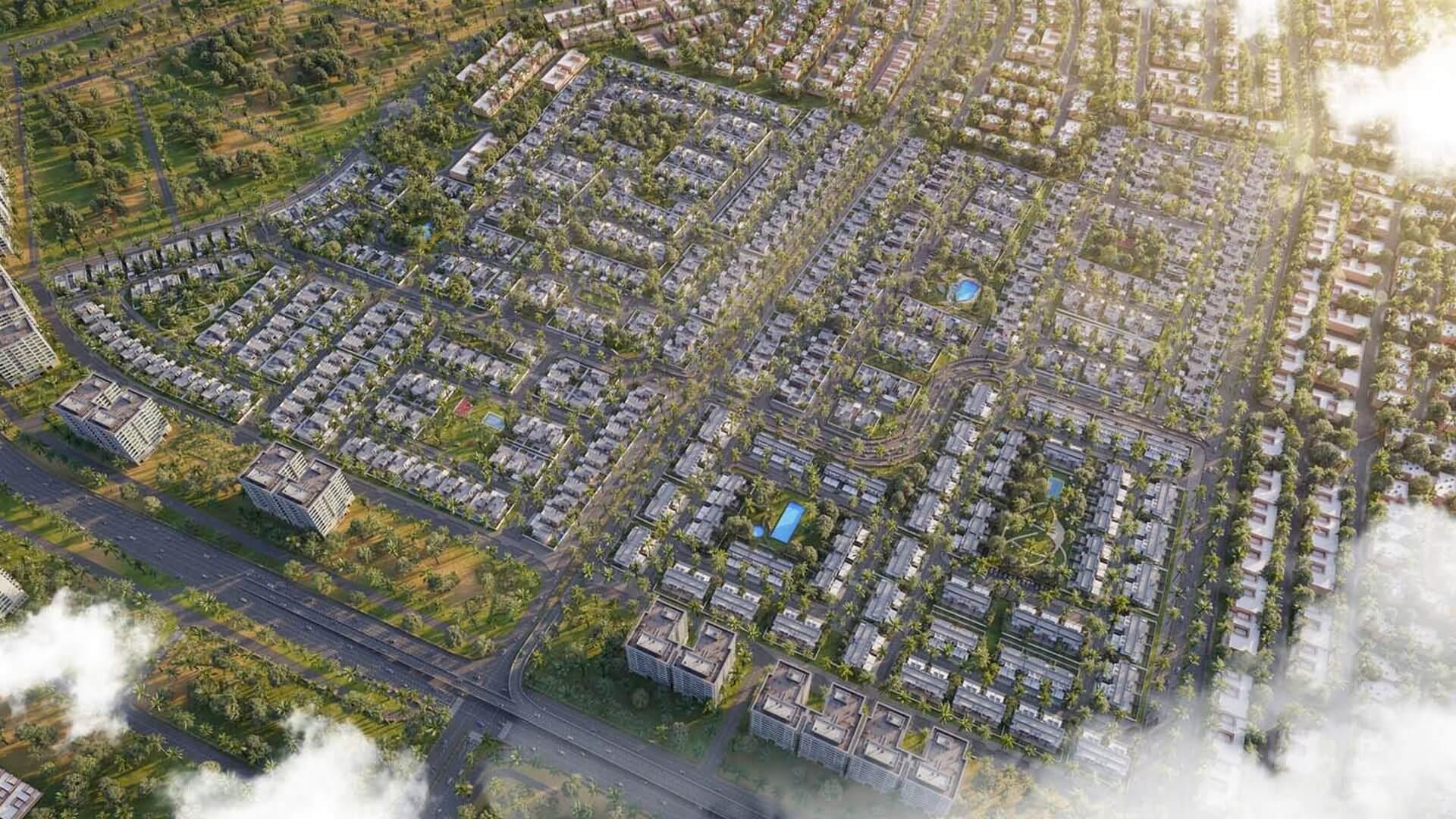 MUROOJ TOWNHOUSES, Al Furjan, Dubai, EAU – foto 2