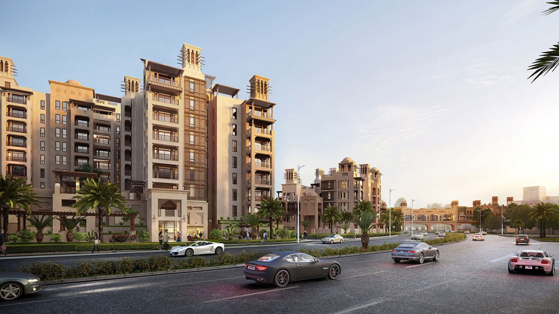 MADINAT JUMEIRAH LIVING, Umm Suqeim, Dubai, EAU – foto 1
