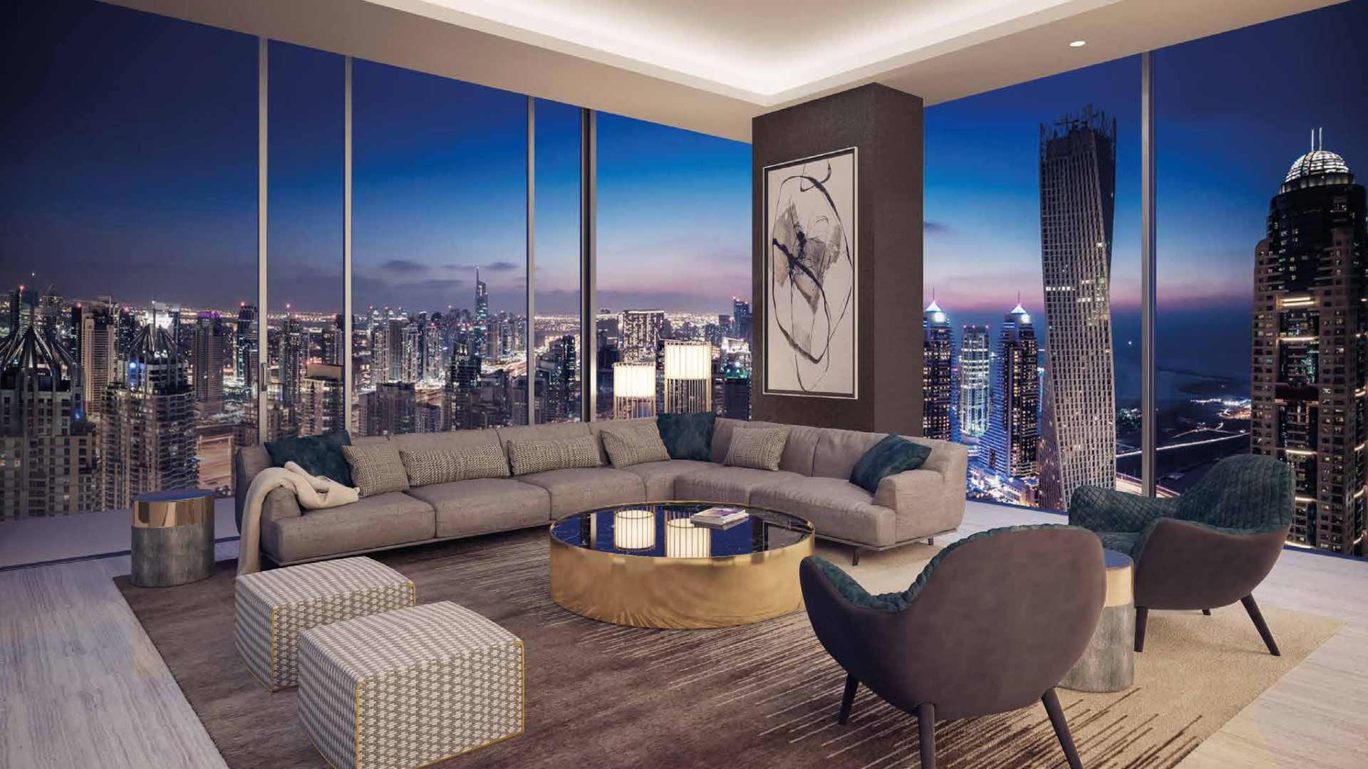 Apartamento en venta en Dubai, EAU, estudio, 57 m2, № 24239 – foto 4