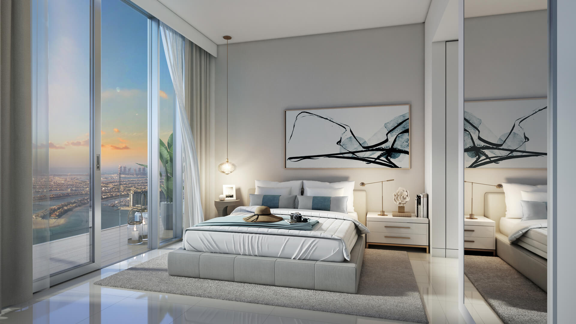 Apartamento en venta en Dubai, EAU, 2 dormitorios, 108 m2, № 24546 – foto 1
