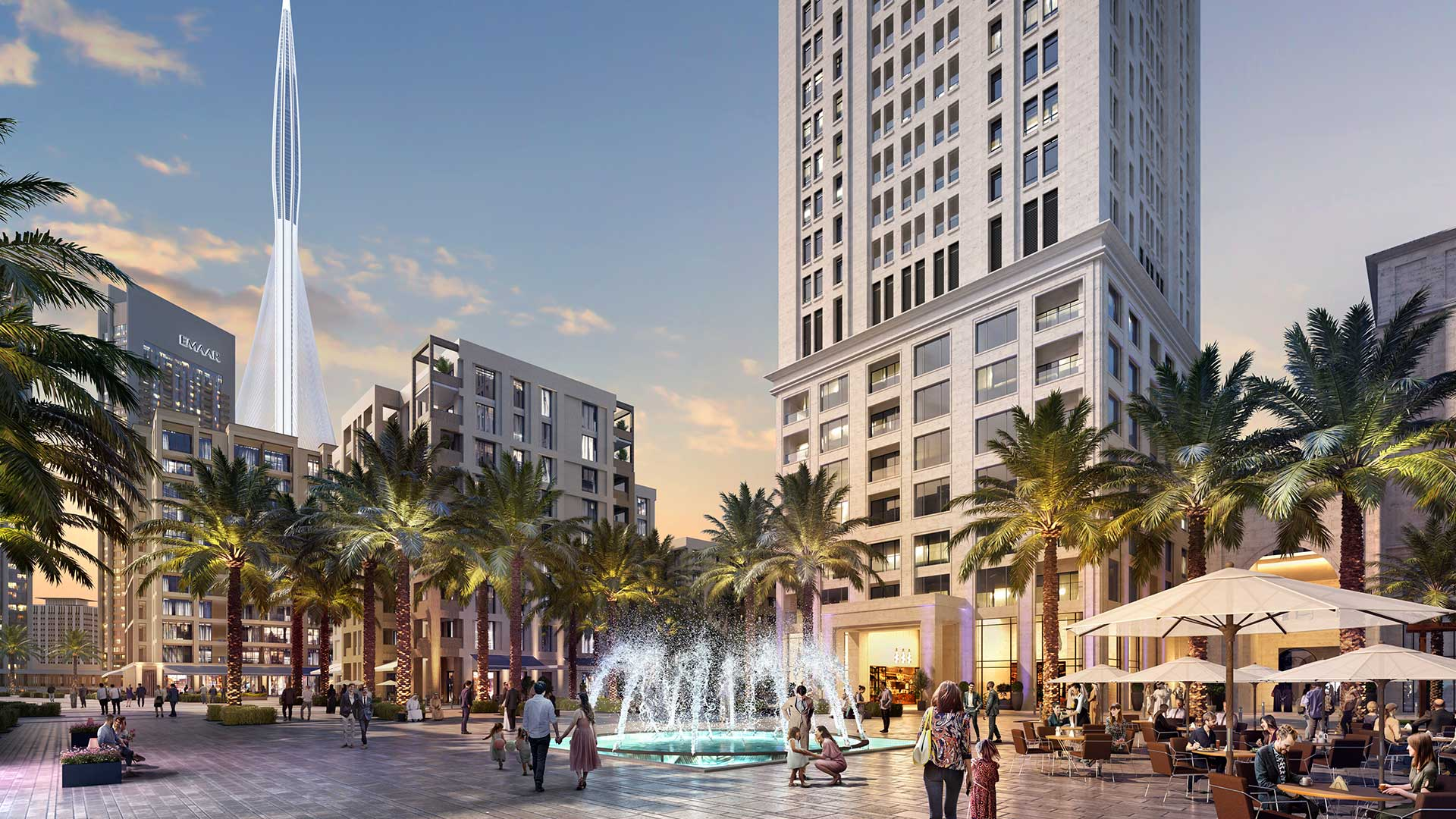 Apartamento en venta en Dubai, EAU, 3 dormitorios, 183 m2, № 24340 – foto 3
