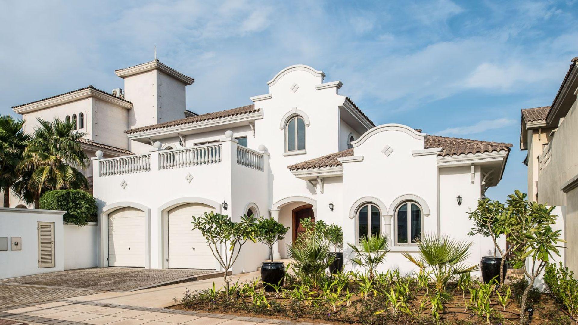 Villa en venta en Dubai, EAU, 6 dormitorios, 1161 m2, № 24359 – foto 1