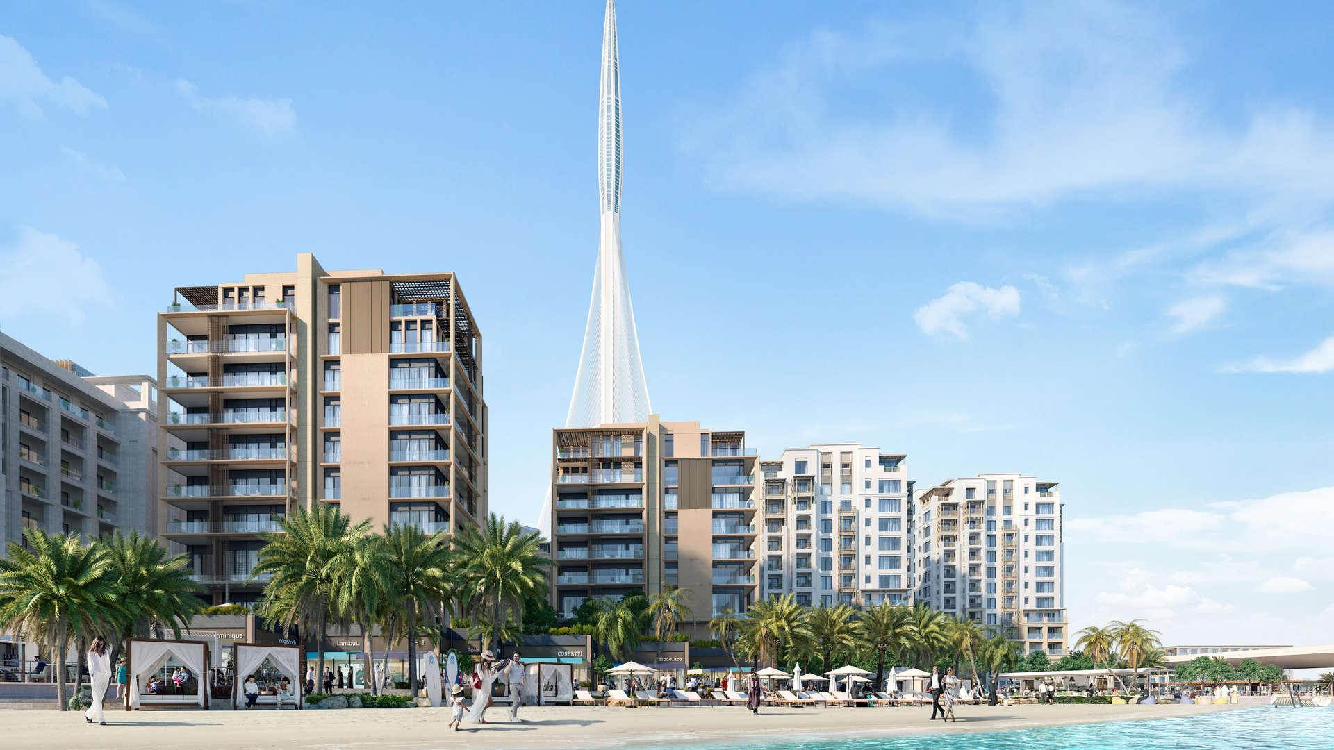 BAYSHORE, Dubai Creek Harbour (The Lagoons), EAU – foto 1