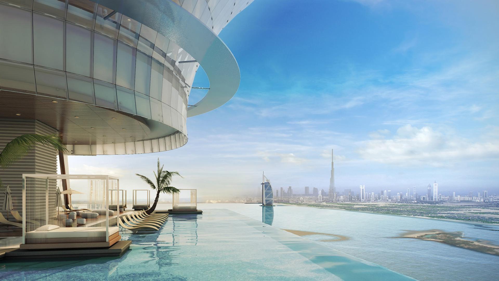 THE PALM TOWER, Palm Jumeirah, Dubai, EAU – foto 2