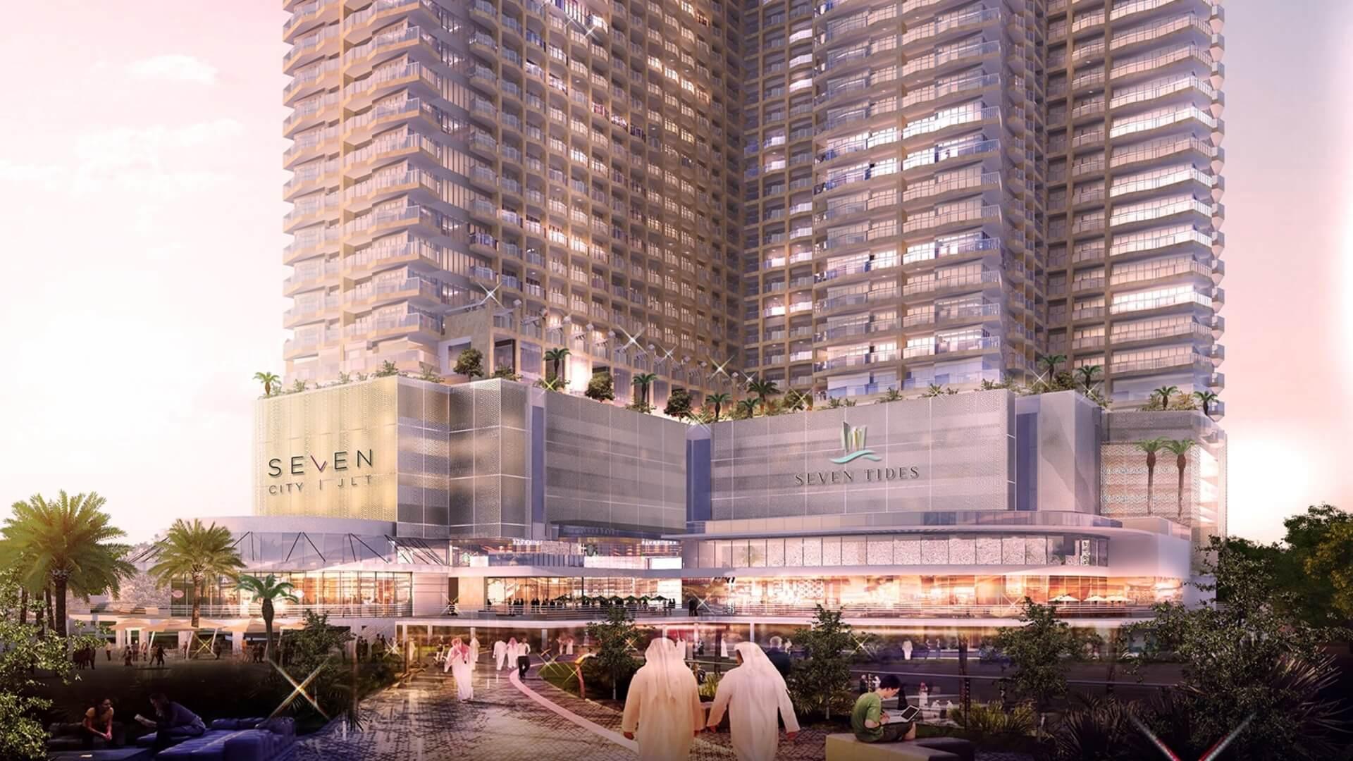 GOLF VIEWS SEVEN CITY, Jumeirah Lake Towers, Dubai, EAU – foto 8