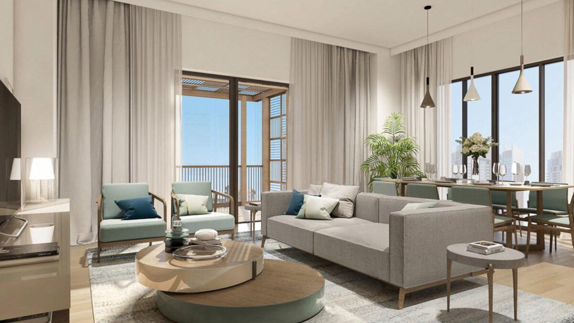 Apartamento en venta en Dubai, EAU, 3 dormitorios, 183 m2, № 24340 – foto 1