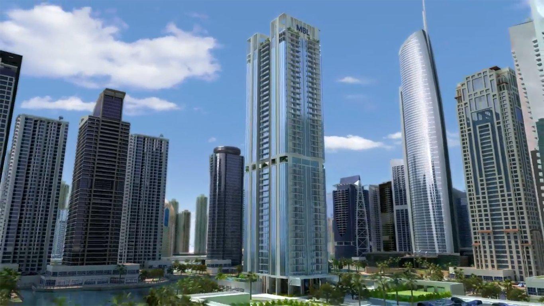 MBL RESIDENCE, Jumeirah Lake Towers, Dubai, EAU – foto 1