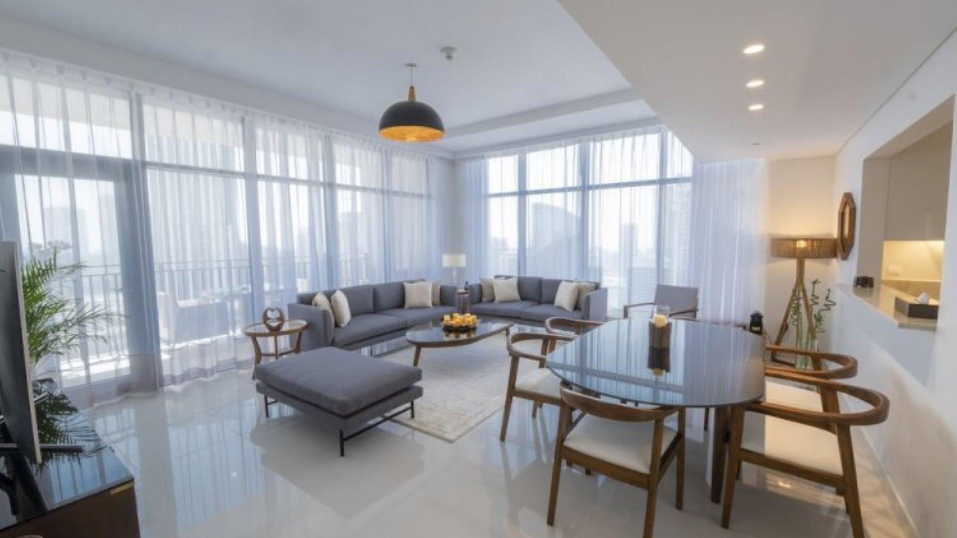 Apartamento en venta en Dubai, EAU, 3 dormitorios, 207 m2, № 24312 – foto 1