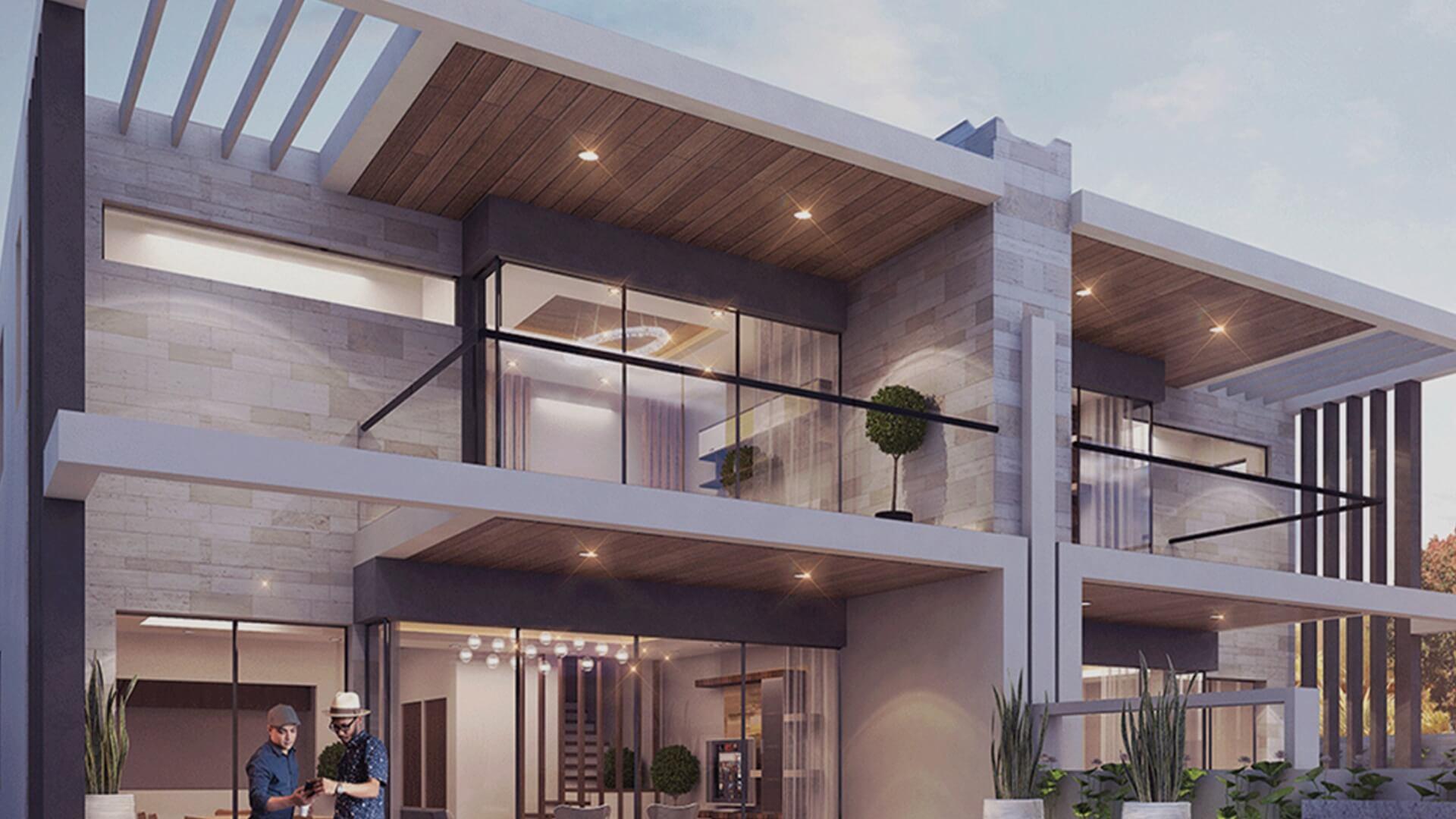 Villa en venta en Dubai, EAU, 5 dormitorios, 400 m2, № 24523 – foto 1