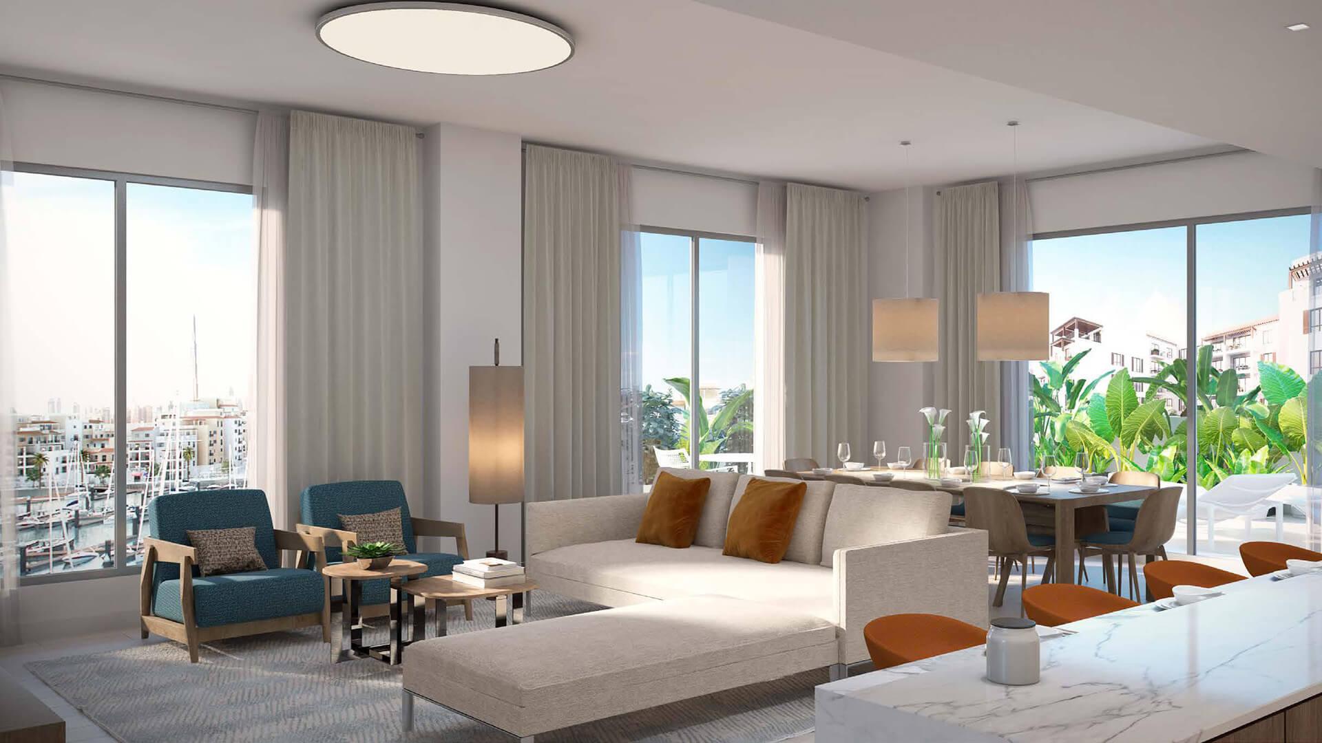 Apartamento en venta en Dubai, EAU, 1 dormitorio, 76 m2, № 24315 – foto 1