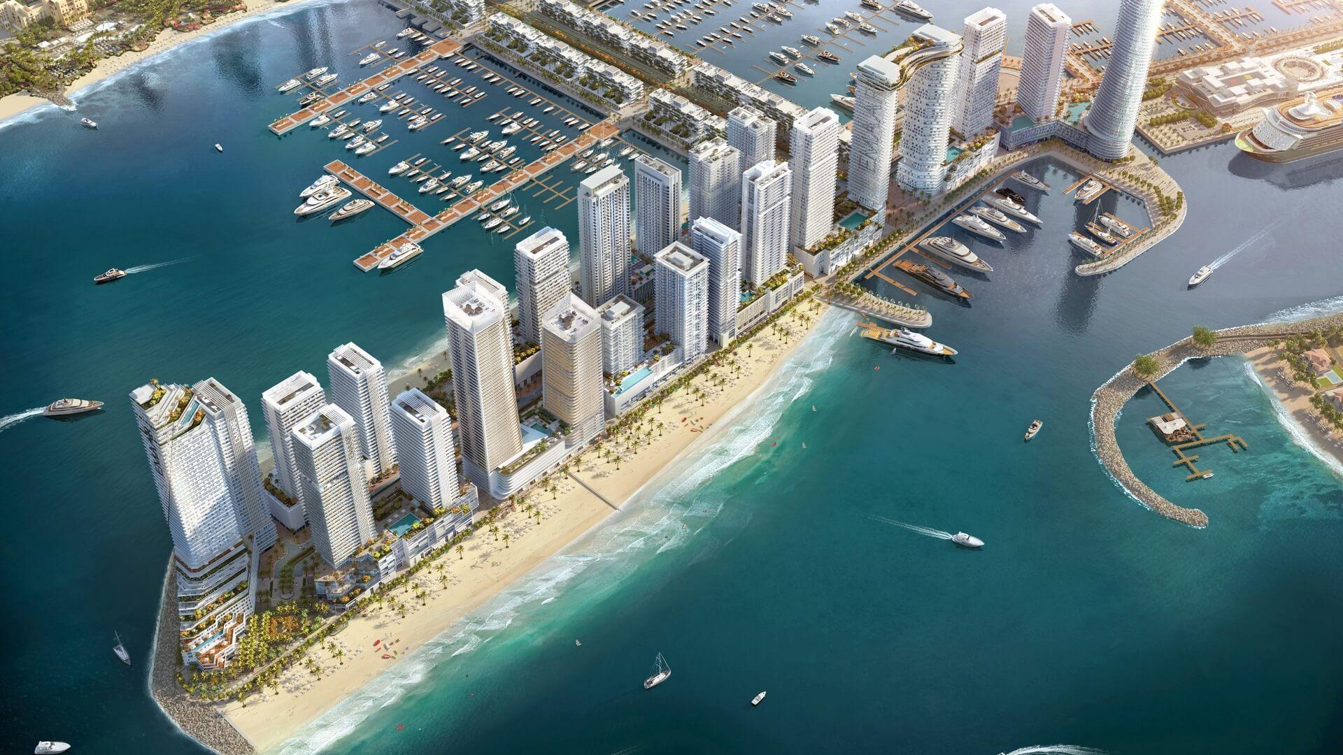 BEACH ISLE, Emaar beachfront, Dubai, EAU – foto 4