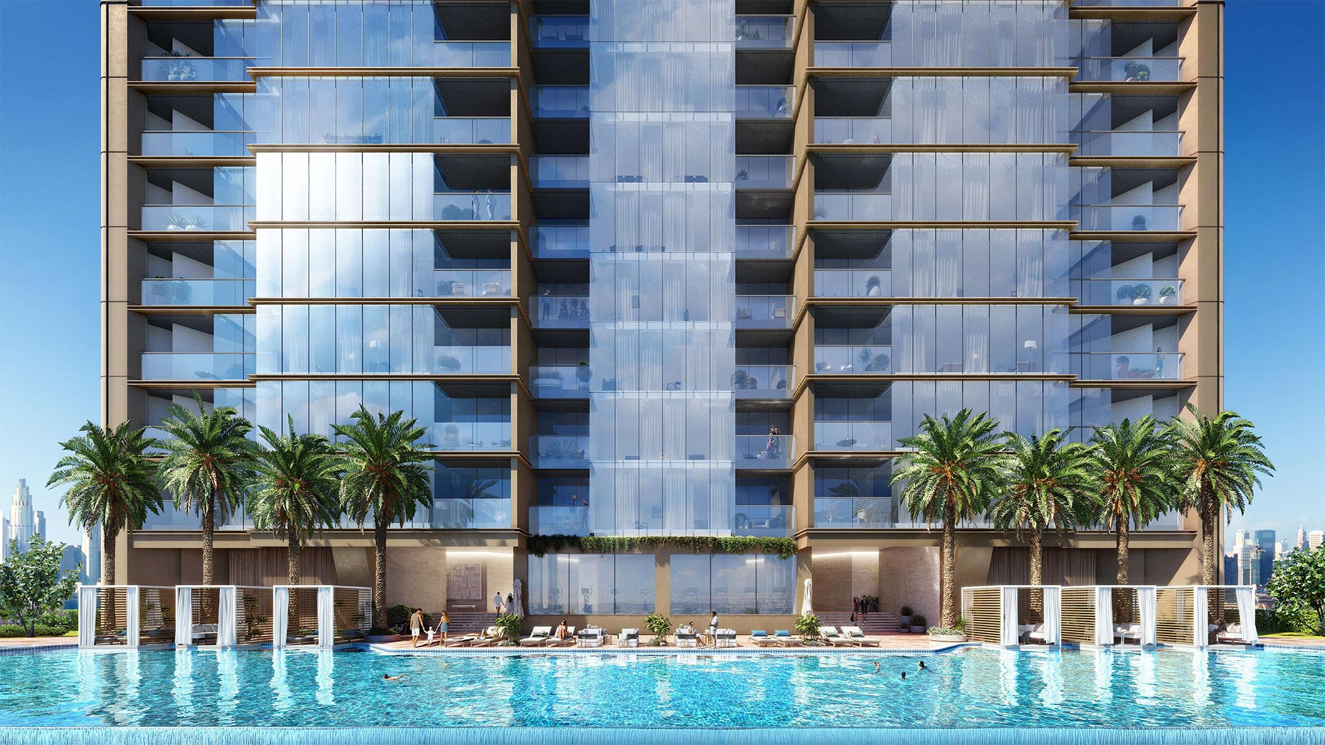 Apartamento en venta en Dubai, EAU, 2 dormitorios, 117 m2, № 24483 – foto 2