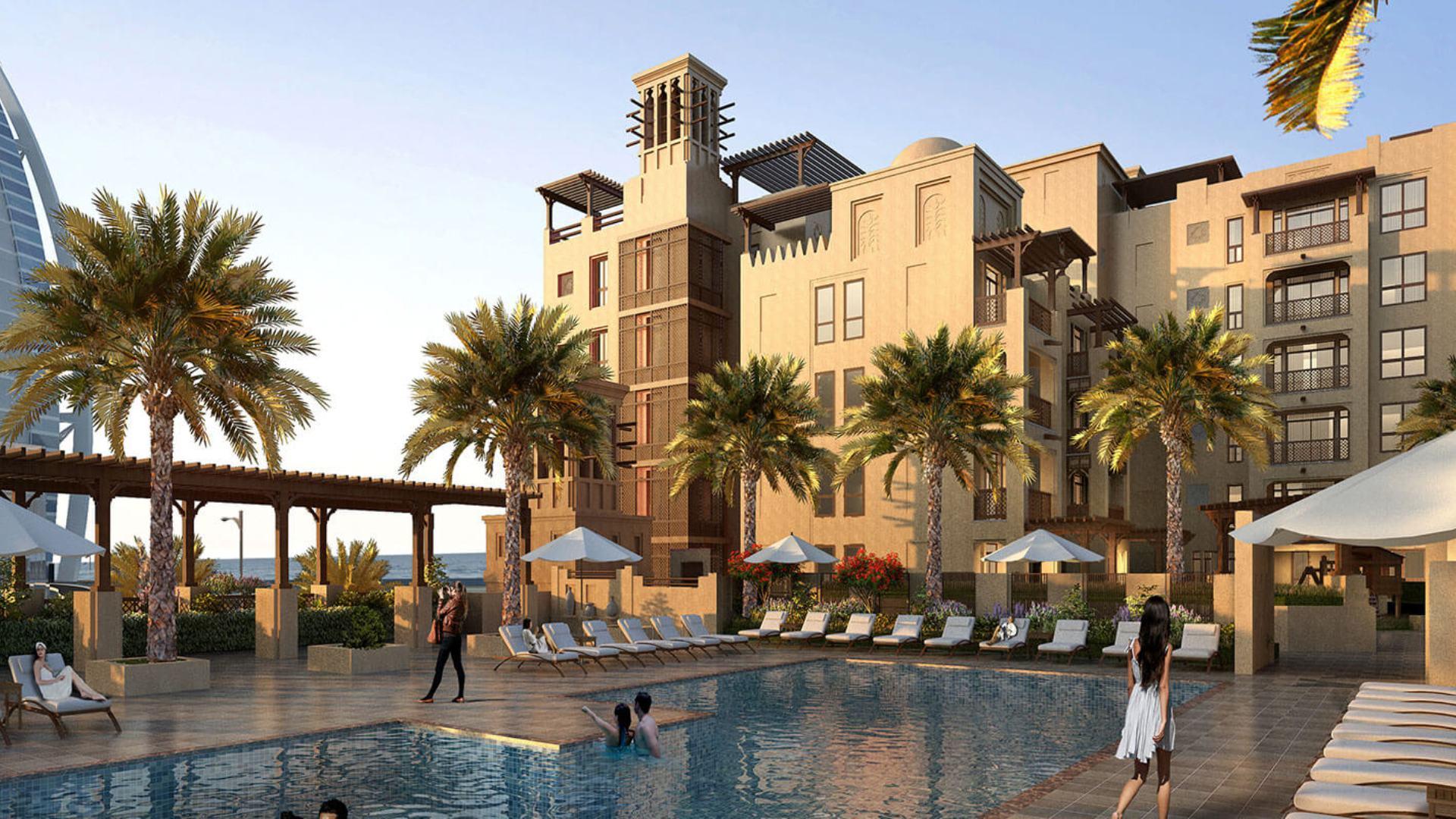Apartamento en venta en Dubai, EAU, 1 dormitorio, 76 m2, № 24294 – foto 5