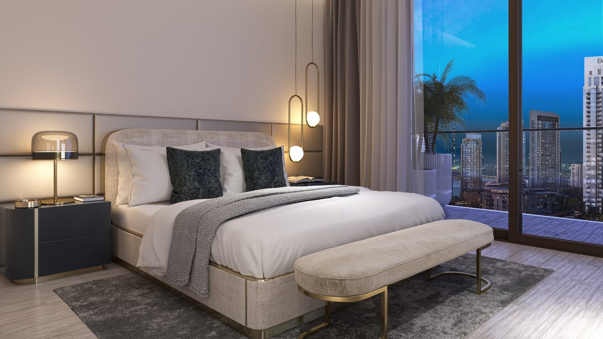 Apartamento en venta en Dubai, EAU, 3 dormitorios, 165 m2, № 24567 – foto 6