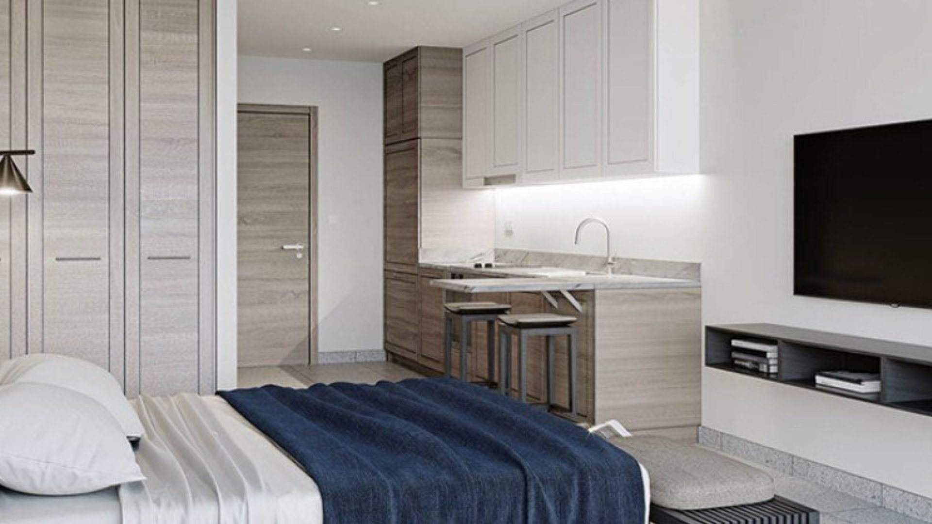 Apartamento en venta en Dubai, EAU, 3 dormitorios, 141 m2, № 24229 – foto 3