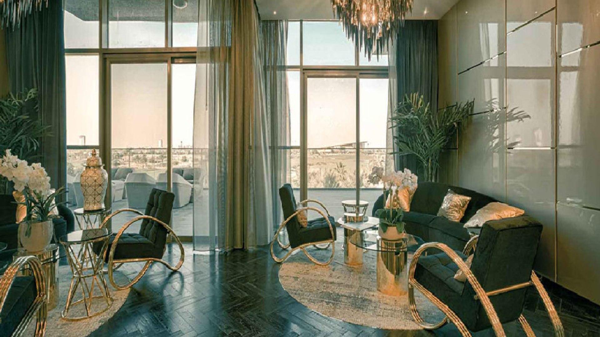 Apartamento en venta en Dubai, EAU, 1 dormitorio, 122 m2, № 24518 – foto 1