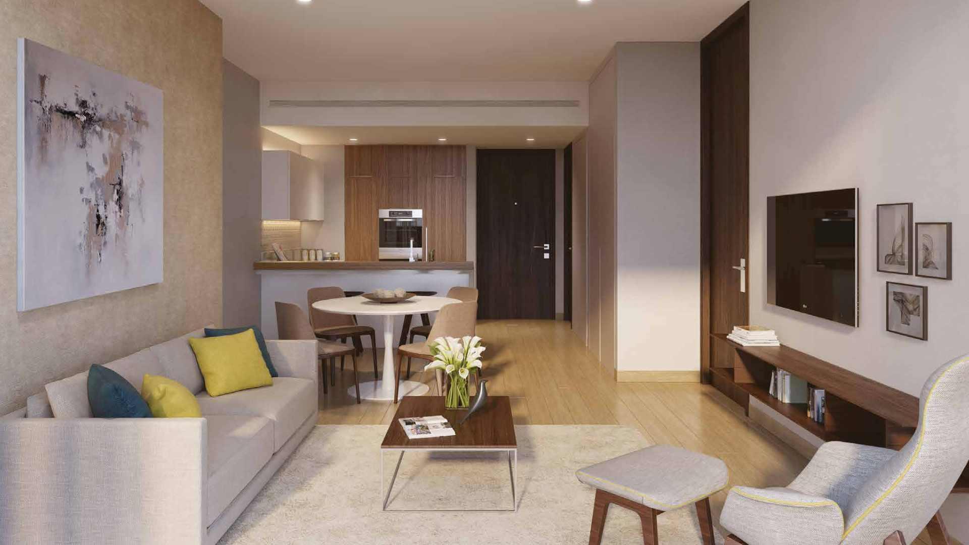 Apartamento en venta en Dubai, EAU, 1 dormitorio, 91 m2, № 24368 – foto 5