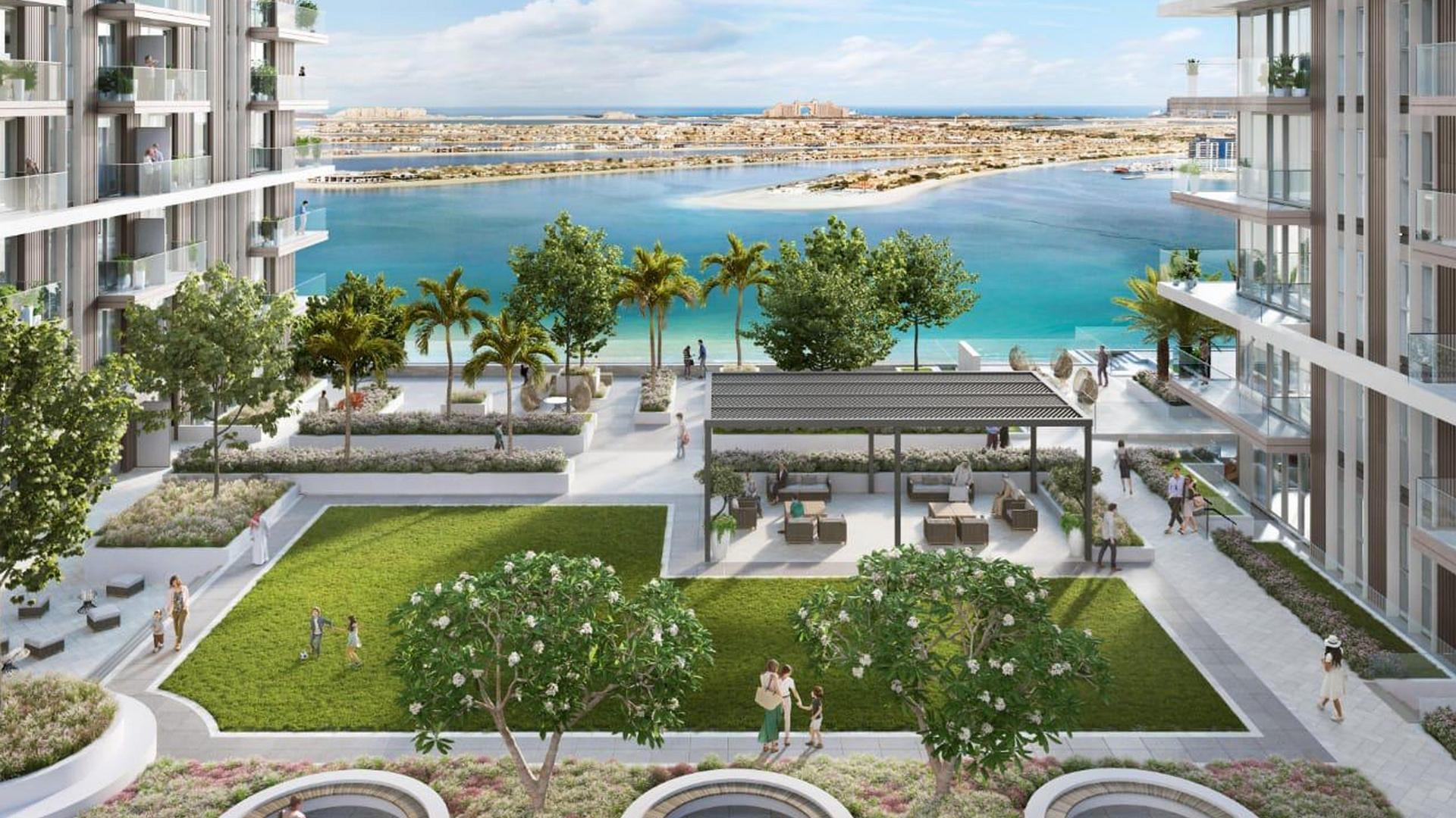 BEACH ISLE, Emaar beachfront, Dubai, EAU – foto 2