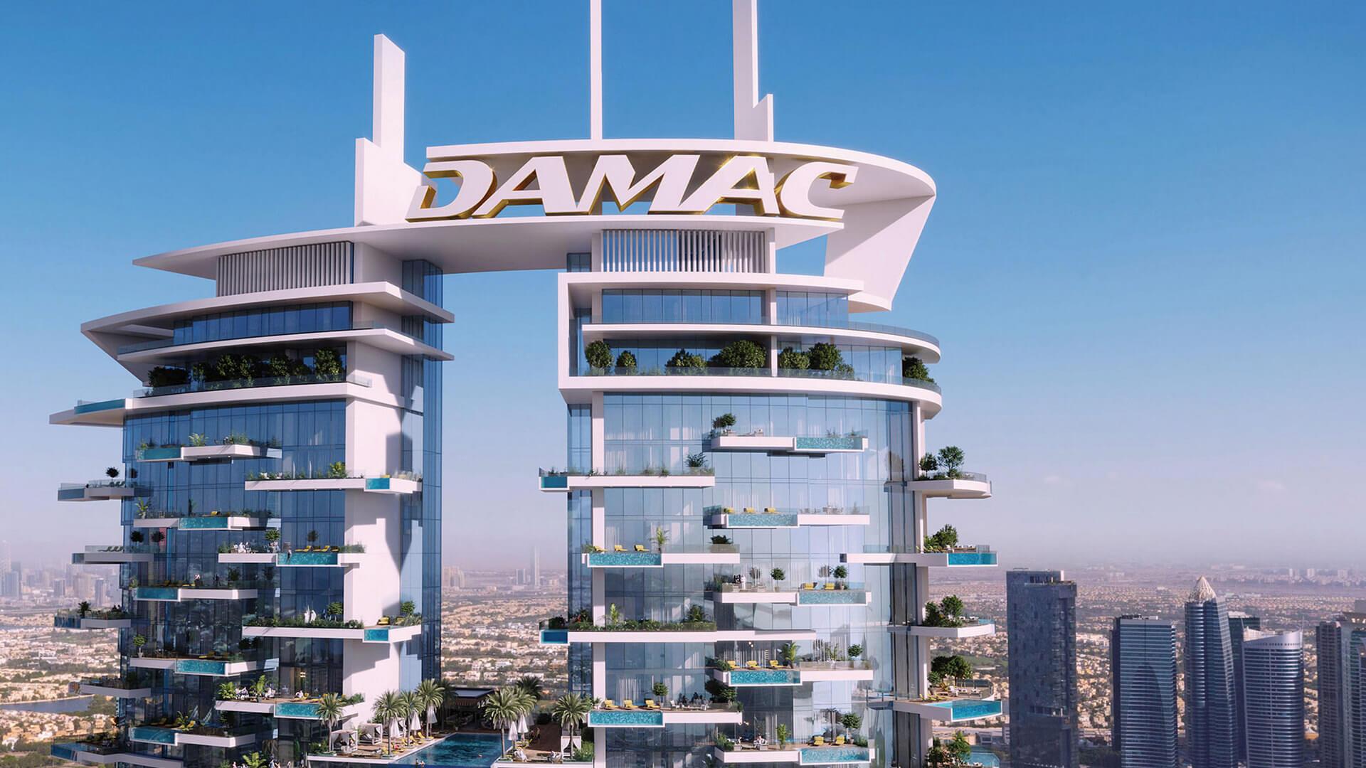 CAVALLI TOWER, Dubai Marina, EAU – foto 1