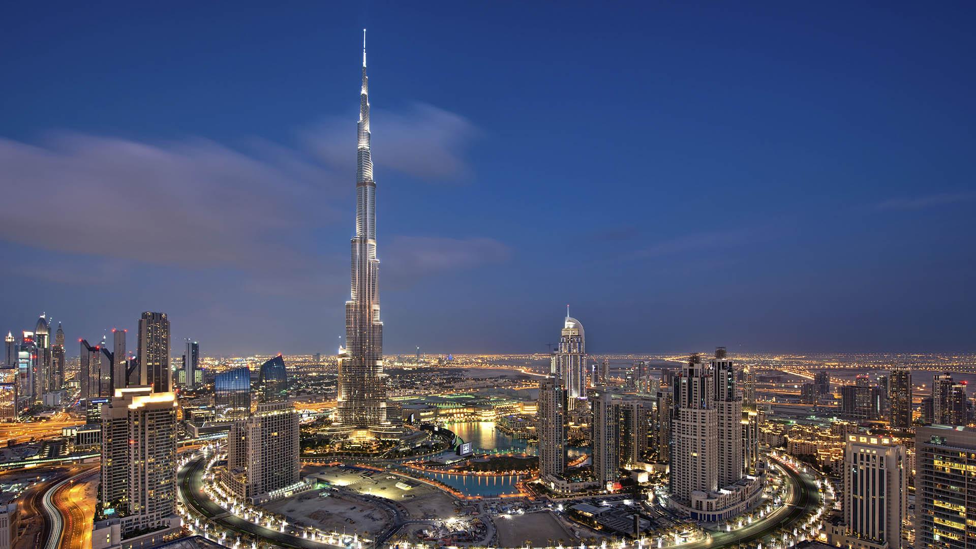 Burj Khalifa - 1